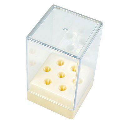 N45塑膠磨頭收納盒7洞